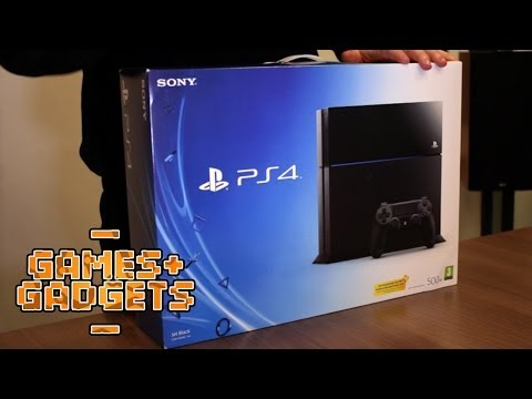 PS4 Unboxing + All Launch Games | SBTV Games & Gadgets