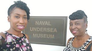 #EXPOSED WHITEWASHED HISTORY AT NAVAL MUSEUM | #HIDDENCOLORS | #UnderwaterDate #MeetMyMom