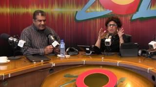 Angel Acosta y Consuelo Despradel comentan sobre operativo para el día de la Virgen de la Altagraci