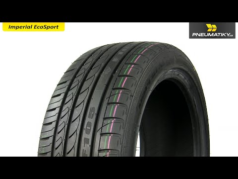 Youtube Imperial EcoSport 235/35 R19 91 W XL Letní