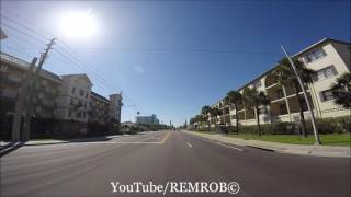 Madeira Beach (FL) United States  City pictures : Driving Madeira Beach, Florida Spring Break 2016