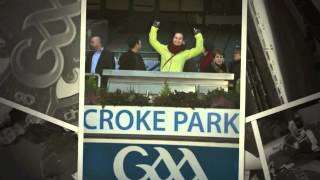 Video of the GAA clothing launch--at the home of the GAA Croke Park, Dublin, Ireland