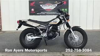 4. 2018 Yamaha TW200