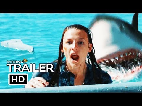 FRENZY Official Trailer (2018) Shark Horror Movie HD