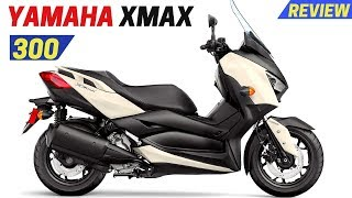 1. NEW 2018 Yamaha X-MAX 300 Specs