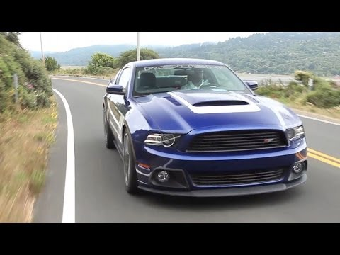 Tuned - Roush's Stage 3 Mustang combines some of the best bits of the Boss 302 and the Shelby GT 500, in a unique package that's tuned to the max right off the showr...
