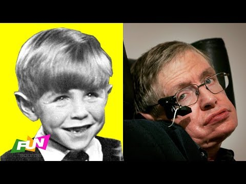 Stephen Hawking   From 1 to 76 years old - Timeline