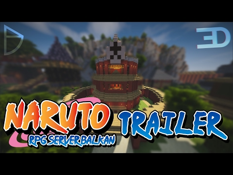 Naruto RPG Server Balkan - Trailer