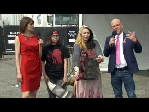 Конференция Bethesda на E3 2016 [комментарии на русском]