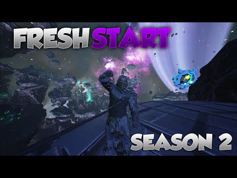 STARTING OUT FRESH! HUGE BASE PROGRESS | ARK Small Tribes PVP S2 EP1