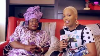 L'INTERVIEW DE MADAME AMAZONE : ÉPOUSE DE PAPA WEMBA