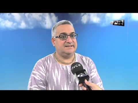VIDEO: Krishna Krpa das en Salón Internacional de esoterismo de San Sebastián