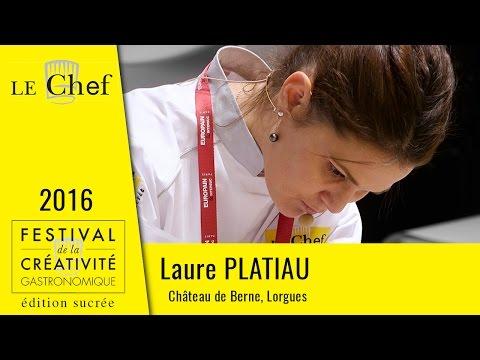FCG 2016 édition sucrée : Laure Platiau
