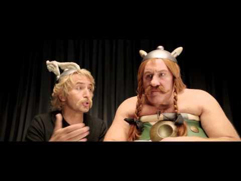 Astérix et Obélix : au service de Sa Majesté - Interview duo