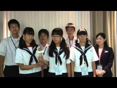 2014.6.4 豊田市立高橋中学校