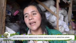 Corpoboyacá apoya el empoderamiento ambiental femenino