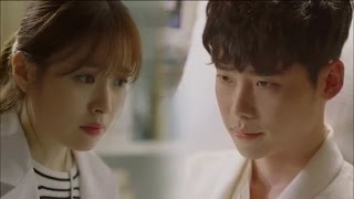 Video [W] ep.01 Lee Jong-suk is looking for me? Han Hyo-joo is in panic! 20160720 MP3, 3GP, MP4, WEBM, AVI, FLV April 2018
