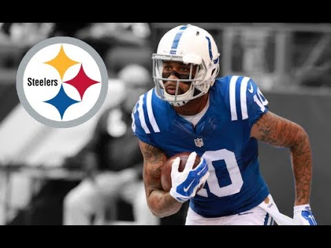 Donte Moncrief Highlights ᴴᴰ || Welcome to Pittsburgh!