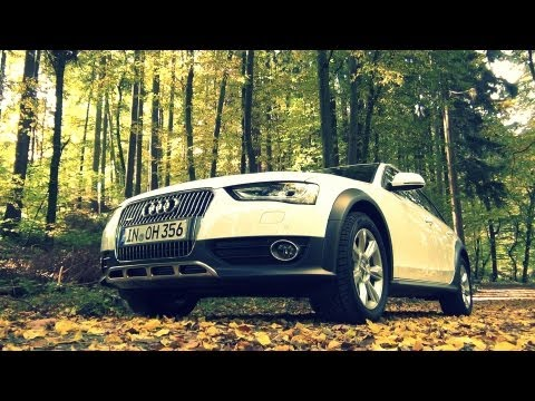 ' 2013 Audi A4 Allroad Quattro ' – Test Drive & Review – TheGetawayer