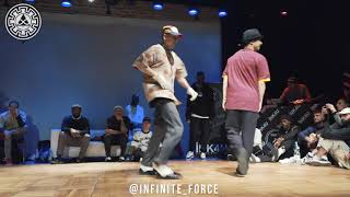 Kite vs Nikki Pop – INFINITE POPPING 2019 QUARTER FINAL