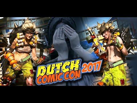 Dutch Comic Con 2017 Cosplay Music Video
