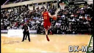 Marshall Plumlee - 2011 McDonald's All American Dunk Contest - Dunk 1
