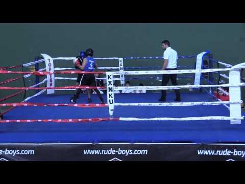 Invictus Boxeo Combate 3 (asalto 2)