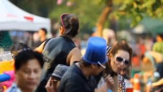 Fun In Thailand - Songkran - Pattaya - Phuket - Fullmoon Party