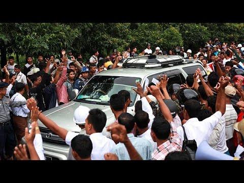 Μιανμάρ: Διεθνοποιείται το ζήτημα των διώξεων εναντίον των Μουσουλμάνων Ροχίνγκια