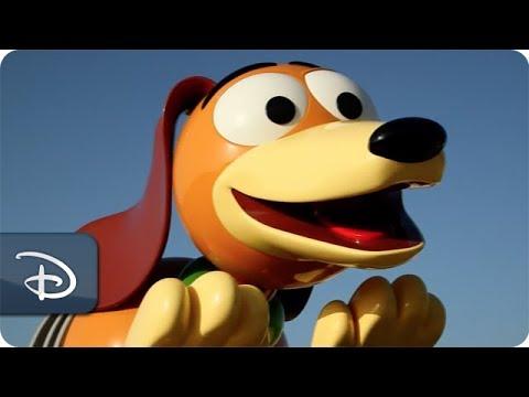 Imagineers Ready Slinky Dog Dash Ride Vehicle  Disney's Hollywood Studios