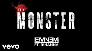 Eminem - The Monster (Audio) ft. Rihanna - YouTube
