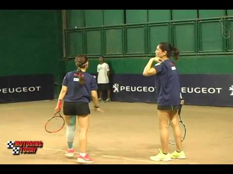 Auto Industry News First Peugeot Philippines Tennis Invitational