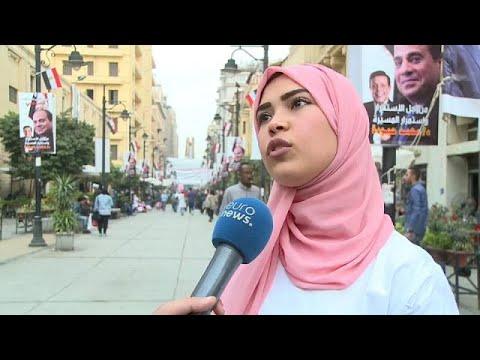 Ägypten steht kurz vor der Präsidenten-Wahl