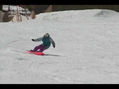 スノーボード 2010 カーブマン ライダーズムービー