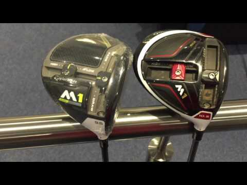 TAYLORMADE M1 DRIVER VS 2017 M1 DRIVER!