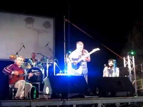 l'orchestra di CUSTODIO CASTELO live@MOGORO (Cuccurada)
