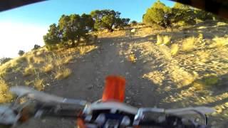 10. 2015 KTM 350 SX-F Test Ride