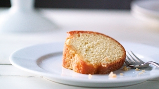 Brown Butter Cake with Kentucky Bourbon- Everyday Food with Sarah Carey by Everyday Food