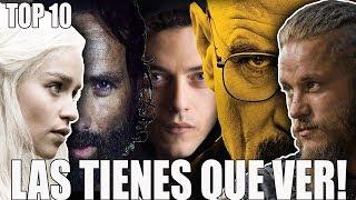 !TOP 10 MEJORES SERIES DEL MUNDO! (MÁS EXITOSAS) (HASTA 2019) (DE TODOS LOS TIEMPOS)