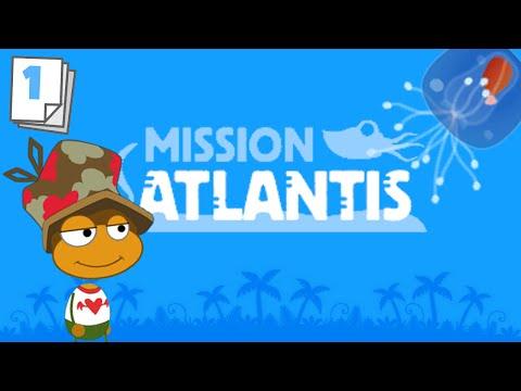 Poptropica Walkthroughs and Cheats -- Mission Atlantis (Episode 1)