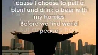 2pac- Ghetto Gospel Lyrics
