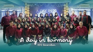 A DAY IN HARMONY - 2015 GENERATION