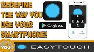 EasyTouch(EVO version) YouTube video
