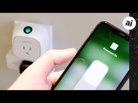 Add HomeKit & Siri Support to your Belkin Smart Home Accessories with WeMo Bridge!