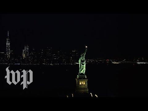 Washington Post Super Bowl message: Democracy Dies in Darkness