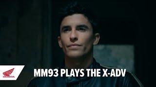 Marquez suona l'X-ADV