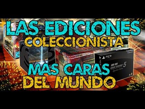 - TOP5 - Ediciones COLECCIONISTAS mas caras del MUNDO (видео)