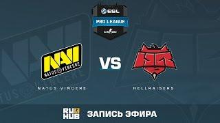 Natus Vincere vs. HellRaisers - ESL Pro League S5 - de_mirage [ceh9, CrystalMay]