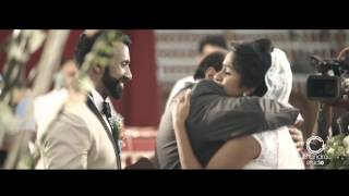 The Most Wonderful Wedding Highlight of Jonathan + Chryl  by Chandra Studio, Thiruvalla
