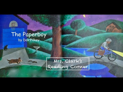 The Paperboy Read Aloud